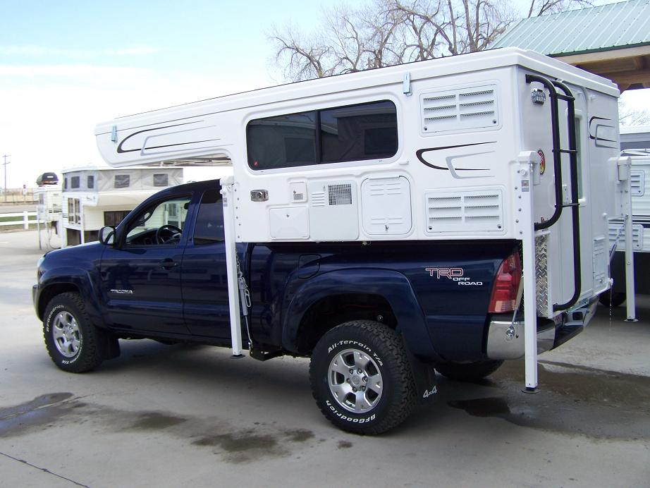 What Size Cabover Camper For A Short Bed Pickup