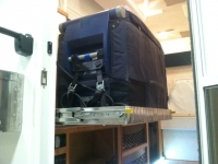 hallmark-ARB sliding fridge mount