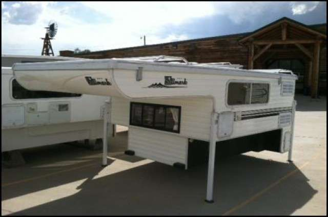 Pre Owned Campers Hallmark Rv