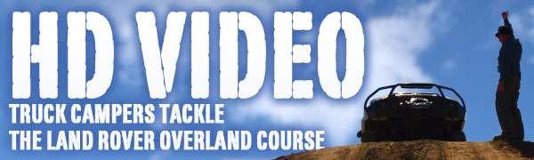 hallmark-truck camper-overland off road course