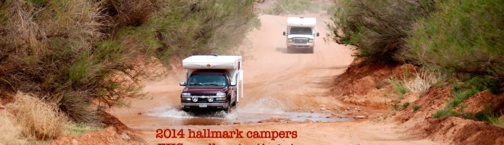2014 hallmark truck campers